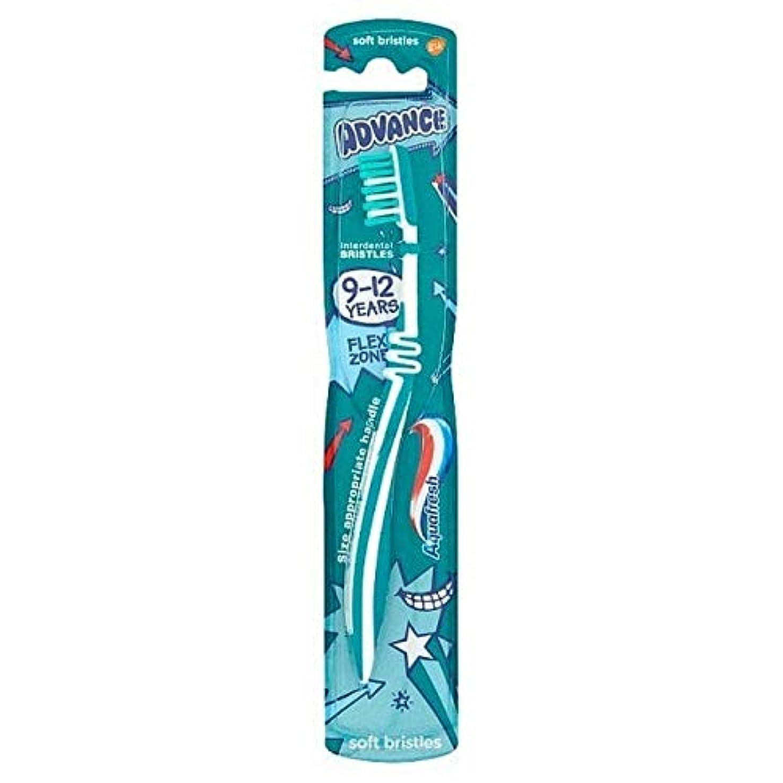 複数するだろうニュース[Aquafresh ] アクアフレッシュの事前9-12年間の子供たちは、75ミリリットルの歯ブラシ - Aquafresh Advance 9-12 Years Kids Toothbrush 75 ml [並行輸入品]