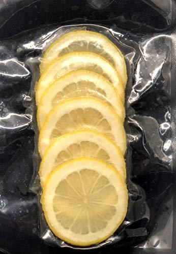 連結冷凍レモン(国産) 6枚連結レモン × 5個 冷凍スライスレモンを連結し冷凍しました。レモンサワーのトッピングに【消費税込み】