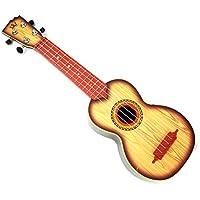 NBD 21フィート ホワイトウクレレギター 子供用おもちゃギター楽器