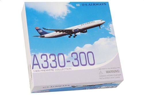 1:400 ドラゴンモデルズ 55524 エアバス A330-300 ダイキャスト モデル US 航空 N273AY【並行輸入品】
