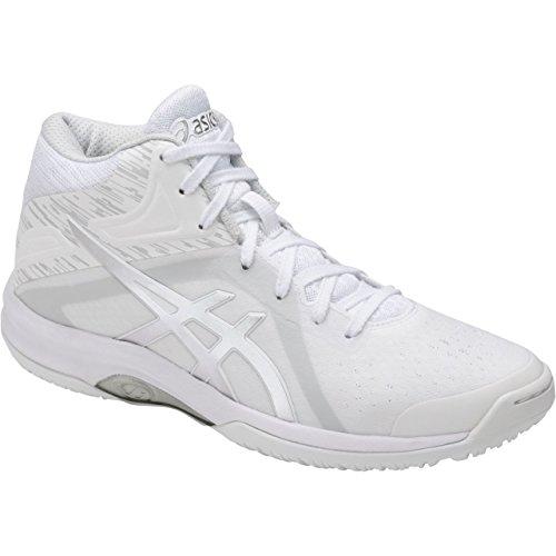 [アシックス] バスケットシューズ LADY GELFAIRY 8 TBF403 0193ホワイト/シルバー 24.0