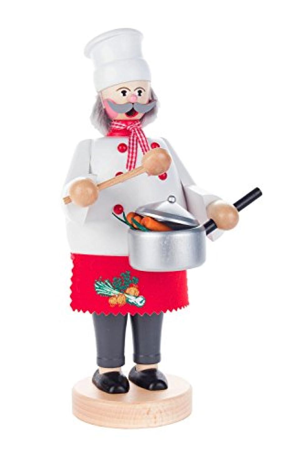 執着頭蓋骨ベギンAlexandor TaronホームDecor Dregeno Cook Incense Burner 9