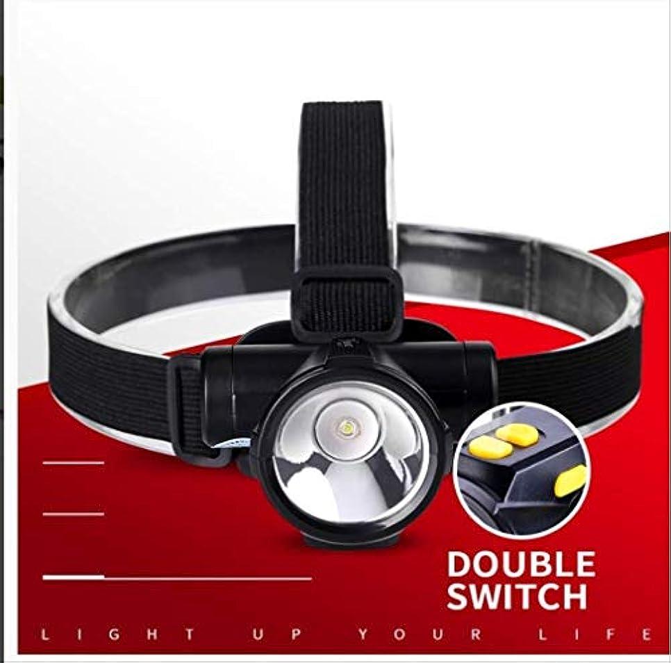 シャーロットブロンテミッション雑品ヘッドランプは、LEDヘッドランプ釣りヘッドライト防水ヘッドトーチ懐中電灯ヘッドランプ充電式バッテリーミニLED自転車ヘッドライト ヘッドライト