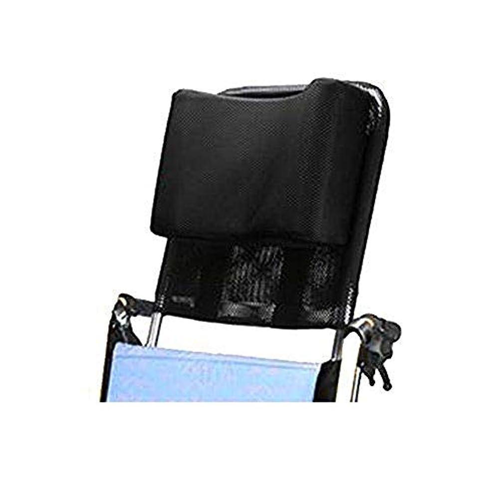 クラックポット写真を描く暖かさ車いすヘッドレストネックサポートヘッドパッディング大人のために調整可能ポータブルユニバーサル車椅子アクセサリー、16