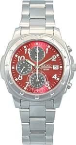 [セイコーimport]SEIKO 腕時計 逆輸入 海外モデル レッド SND495P メンズ