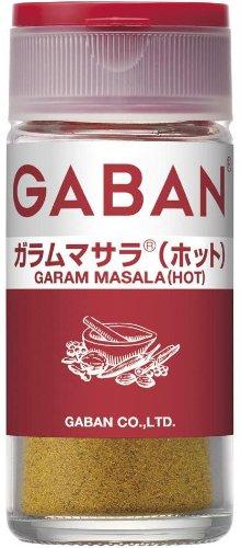 GABAN ガラムマサラ(ホット) 17g
