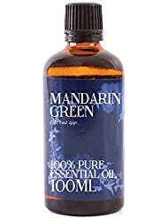 Mystic Moments | Mandarin Green Essential Oil - 100ml - 100% Pure