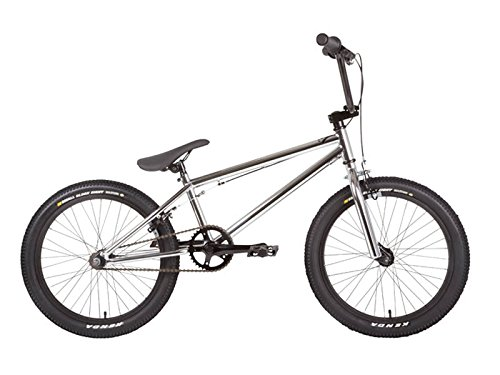JYU ジュウ BMX Complete Bike コンプリートバイク (クローム(CHROME))