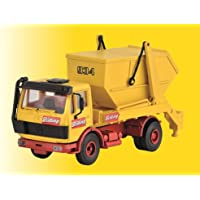 mecedes-benz LPスキップLoader Truck – キット – - Bolling (イエロー、レッド、ドイツレタリング)
