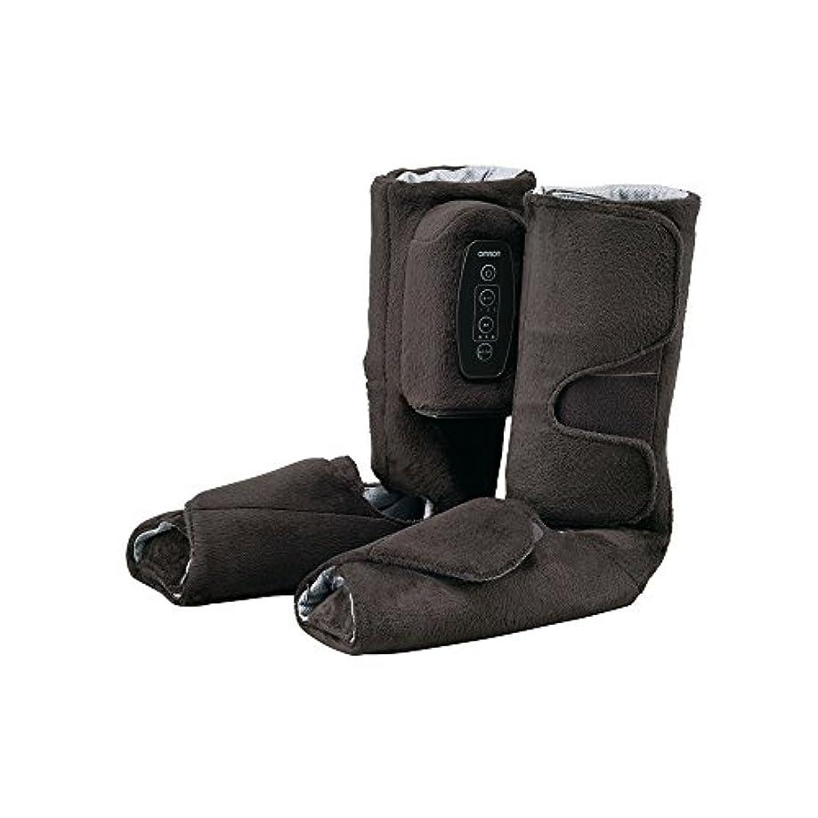長椅子識別するコメントオムロン エアマッサージャー ディープブラウン HM-260-DB