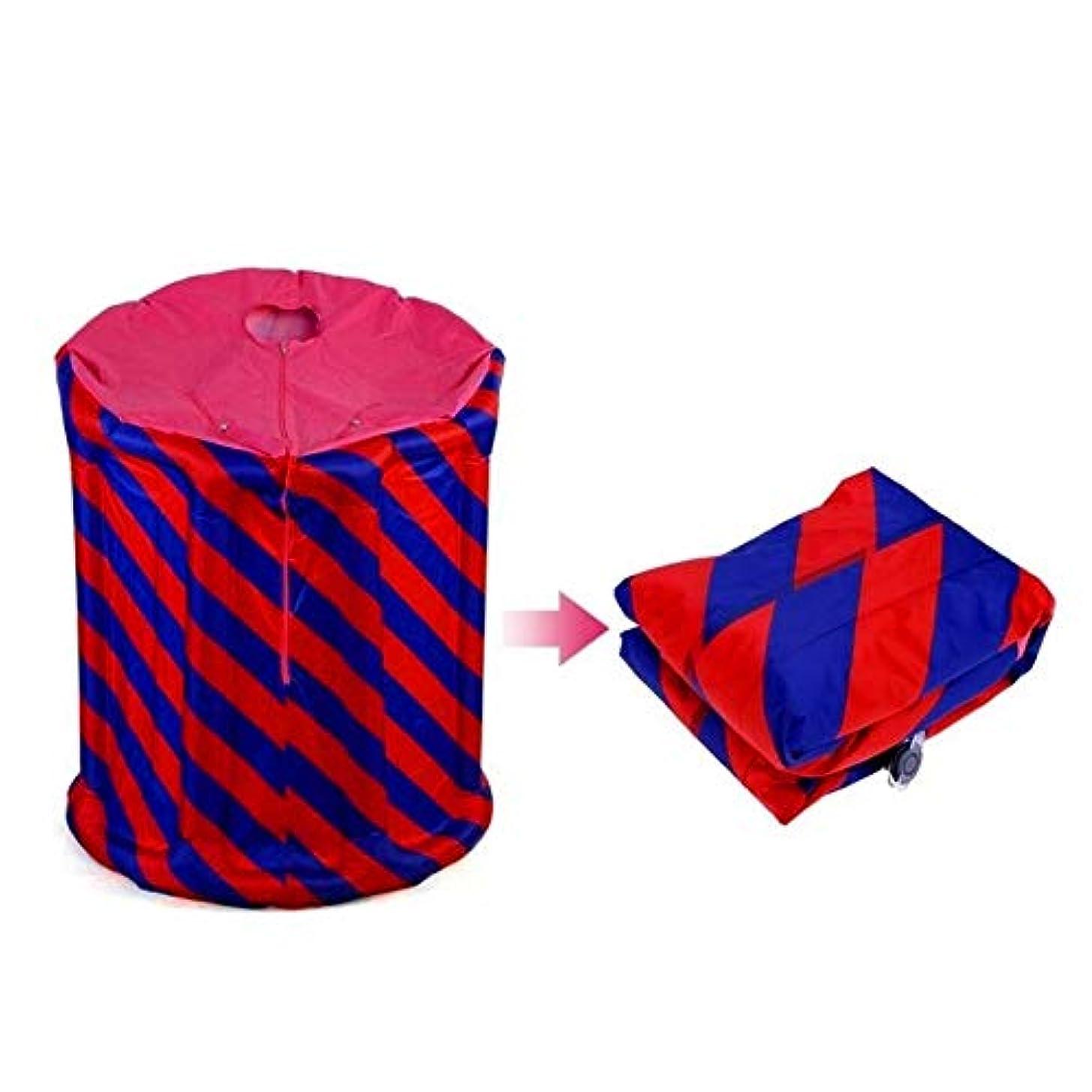 アクセスできない湿原アシュリータファーマンWXZD 空気ポンプポータブルスチームでインフレータブルサウナテントは重量デトックスセラピーサウナキャビンを失うサウナ(スチームジェネレーターが含まれていませ)