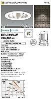 DD-3190-W 山田照明 白色LEDダウンライト一体型(FHT42W相当)(切込穴寸φ100mm)(電源・トランス別売)