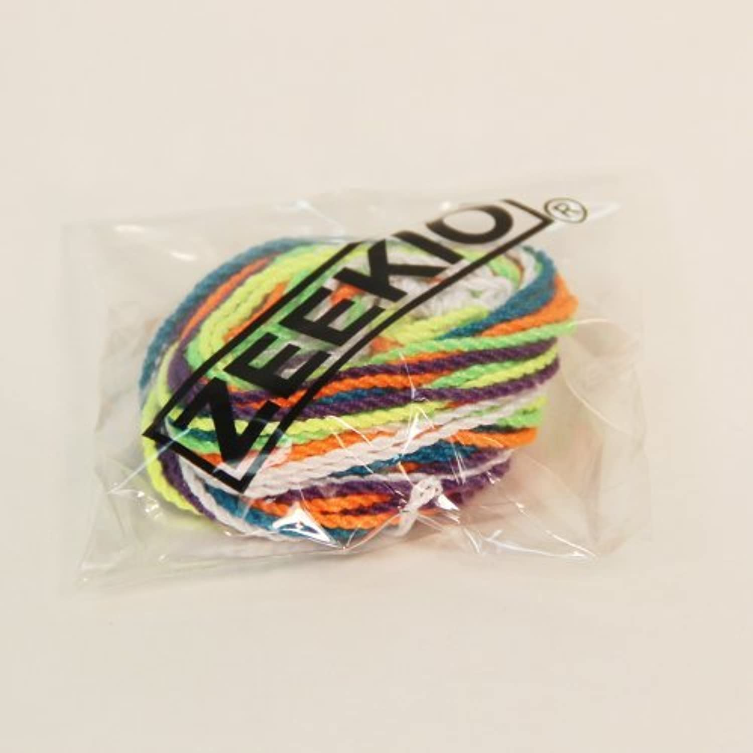 Zeekio Yo-yo Strings -Ten Pack of 100% Polyester - Mixed Colors by Zeekio [並行輸入品]