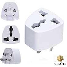 Power Adapter Travel Adaptor 3 pin AU Converter US/UK/EU Universal to AU Plug Charger For Australia