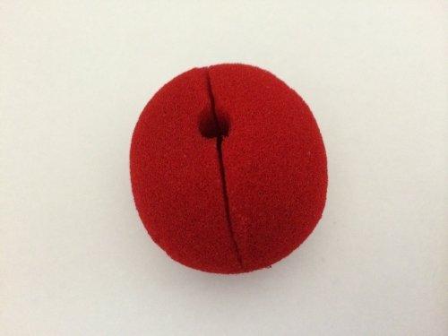 トナカイ ピエロ 赤鼻 2個セット コスチューム用小物 男女共用コスプレ用