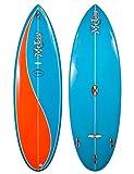 "MACCOY ALL ROUND NUGGET 6'6"" BLUE/ORANGE XF 3F マッコイ エポキシ サーフボード   サーフィン サーフボード 小波用 THE SURFBOARD AGENCY"