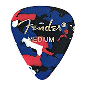 Fender フェンダー ピック 351 PICKPACK,CONF MED 12 PICK