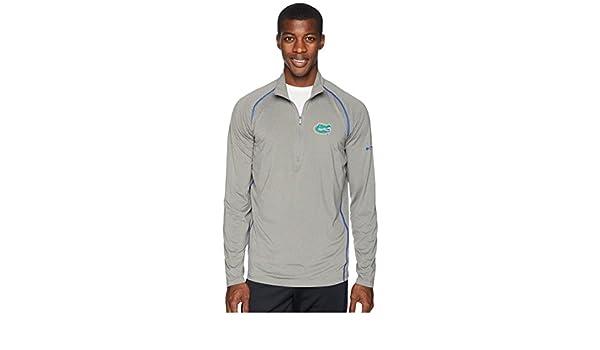 Columbia Mens Collegiate Tuk Mountain/¿ 1//2 Zip Shirt