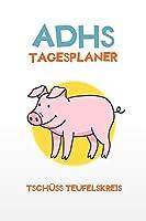 ADHS Tagesplaner - Tschuess Teufelskreis: Aufgaben und Plaene aufschreiben und am gleichen Tag erledigen, einfacher Leben mit ADHS / ADS