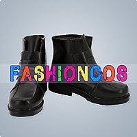 ★サイズ選択可★女性25CM UA1598 K MISSING KINGS 劇場版 周防尊 すおうみこと コスプレ靴 ブーツ