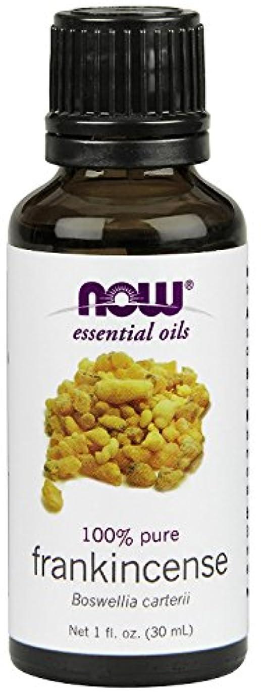 安全性人工的なバスNOW Foods エッセンシャルアロマオイル フランキンセンス 30ml Frankincense Oil 海外直送 [並行輸入品]