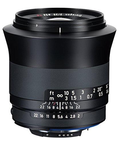 Carl Zeiss 単焦点レンズ MILVUS 2/35 ZF.2 ブラック 823037