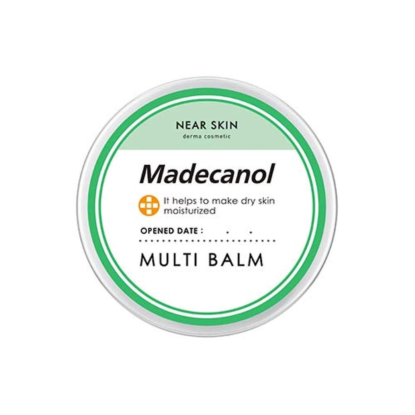 食事良心的雄弁家ミシャ ニアスキンマデカノルマルチバーム 18g / MISSHA Near Skin Madecanol Multi Balm [並行輸入品]