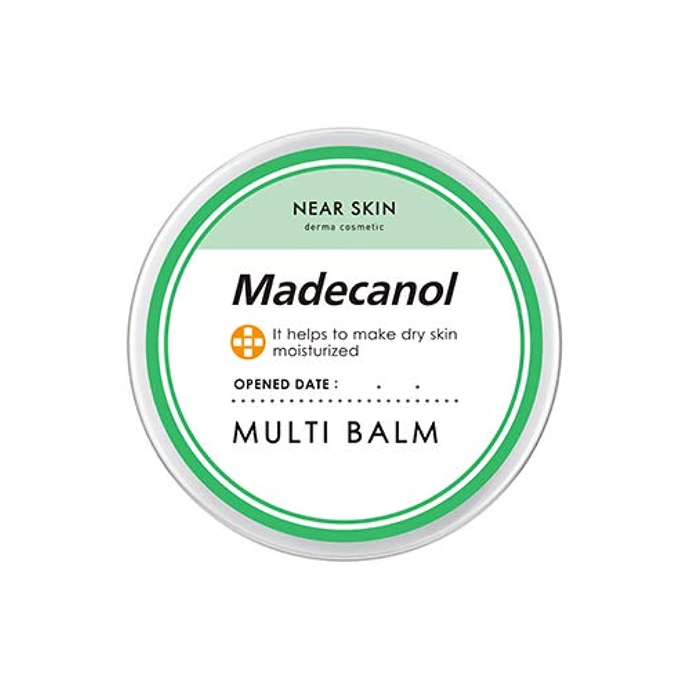ホイップ散るアフリカ人ミシャ ニアスキンマデカノルマルチバーム 18g / MISSHA Near Skin Madecanol Multi Balm [並行輸入品]