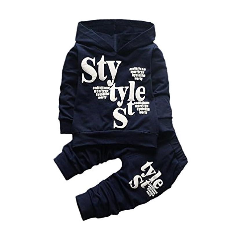 現象ターゲットハブブパーカー+ズボン Tシャツ スウェット 子供服 赤ちゃん服 上着+パンツ2点セット かっこいい ベビー服 ロンパース カバーオール 男の子 女の子 ファッション