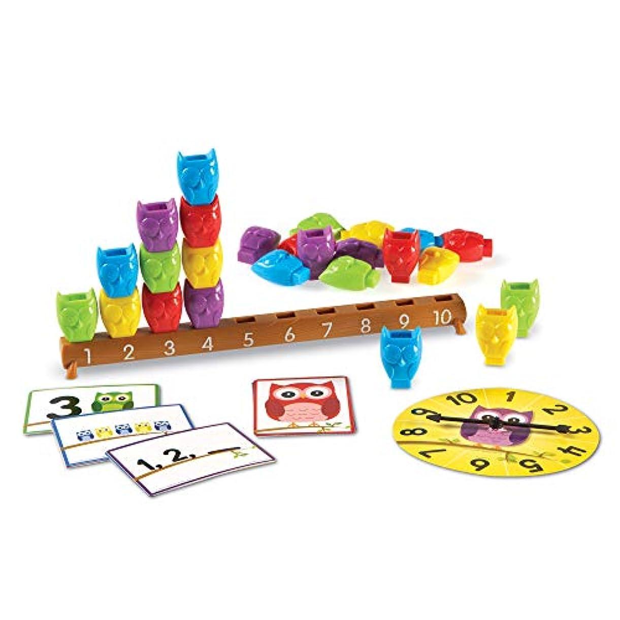 ドロースリッパ娯楽ラーニングリソーシズ 数遊び おもちゃ 1~10を覚えよう LER7732 正規品