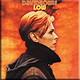 "Low - David Bowie Artwork Novelty Car Magnets, 3 x 3"" Party Favors Magnetic Decal"