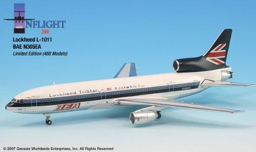1: 200 インフライト BEA/Eastern 航空 Lockheed 1011 1972 Hybrid Colors (並行輸入)