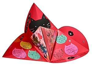 ラブパケ ギフトボックス メッセージカード 寄せ書き プレゼントボックス
