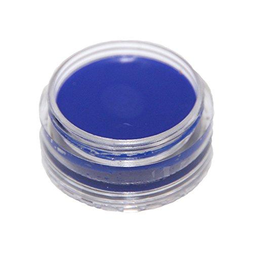 1/8oz. クリームメイクアップ ブルー Cream Makeup, Blue, (0.125oz/7gm) CC040