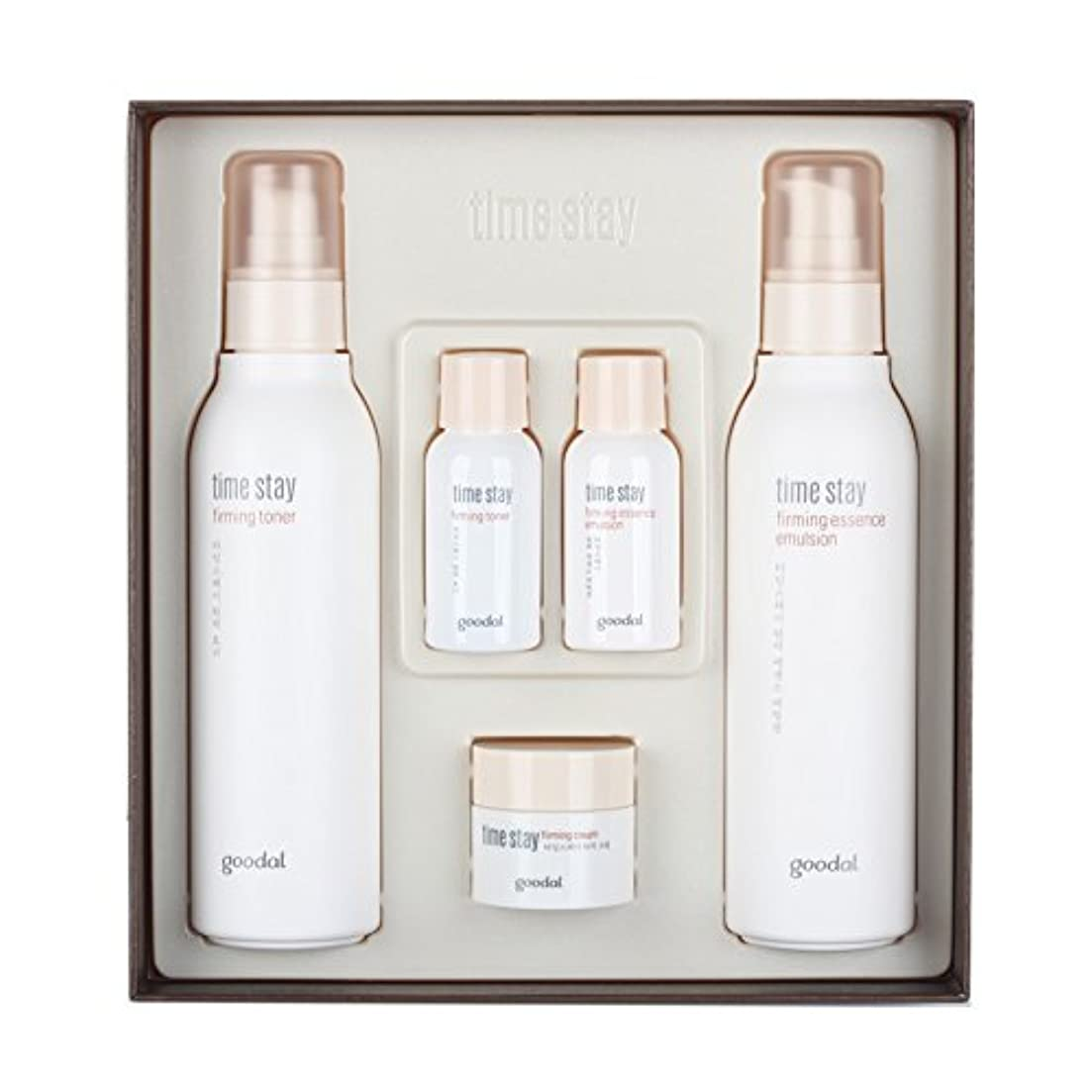 脳ワーディアンケース舌なCLIO goodal time stay skin-firming care set