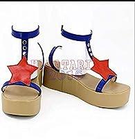 Fate/Grand Order ★玉藻の前 水着 ブーツ コスプレ靴
