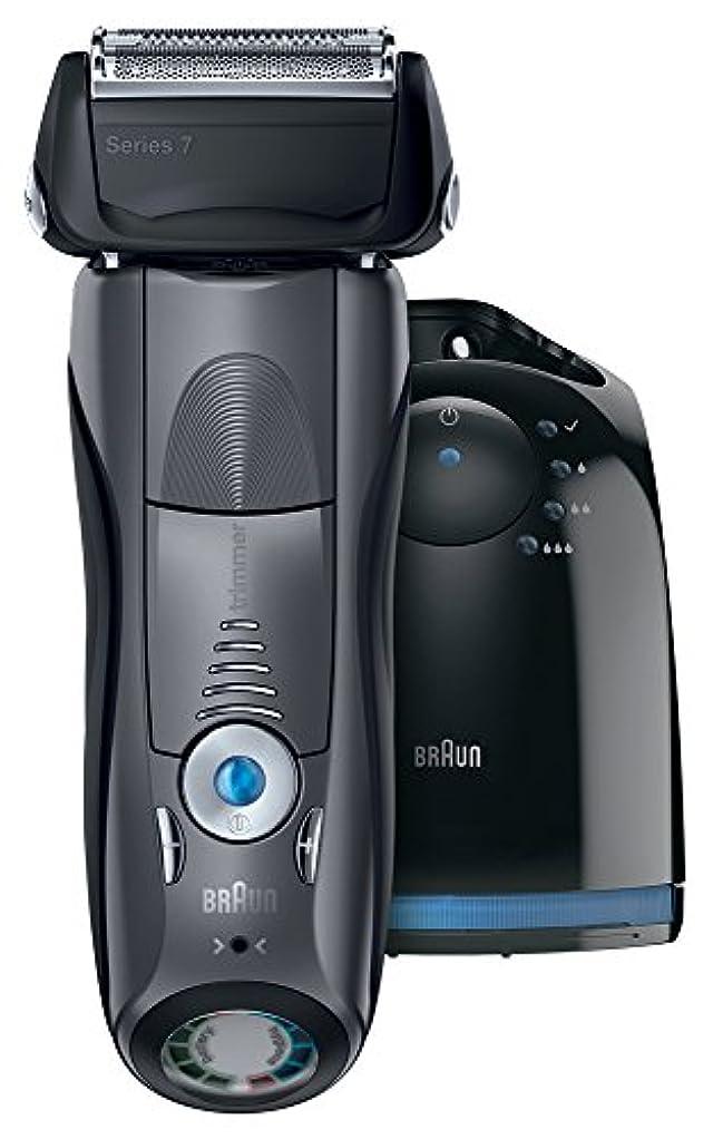 意外言語学オフブラウン シリーズ7 メンズ電気シェーバー 790cc-7LDE 丸ごと水洗い可