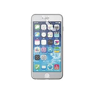 ELECOM iPhone6s Plus/6 Plus用フィルム 防指紋 反射防止 PM-A15LFLFT