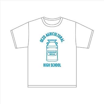 dh 銀の匙 Tシャツ ミルク缶 ホワイト サイズ:L