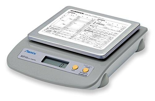 アスカ Asmix デジタルスケール 最大計量5kg DS5008