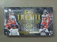 MLB【Topps 2014 Tribute 】未開封Box