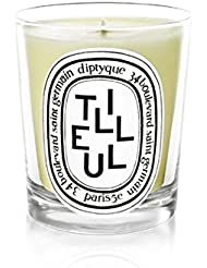 Diptyque Candle Tilleul / Linden Tree 190g (Pack of 6) - DiptyqueキャンドルTilleulの/菩提樹の190グラム (x6) [並行輸入品]