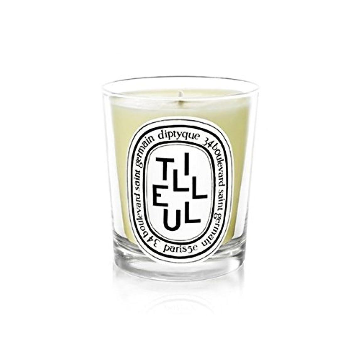どこにでも引数完全にDiptyque Candle Tilleul / Linden Tree 190g (Pack of 6) - DiptyqueキャンドルTilleulの/菩提樹の190グラム (x6) [並行輸入品]
