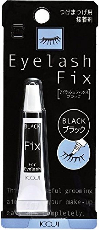 マニュアルヘッジおもしろいアイラッシュフィックス ブラック