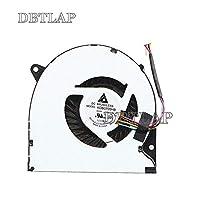 DBTLAP 新 ノートパソコン cpu ファン 用 Asus Q400 Q400A U47 U47A U47VC Cpu 冷却 ファン