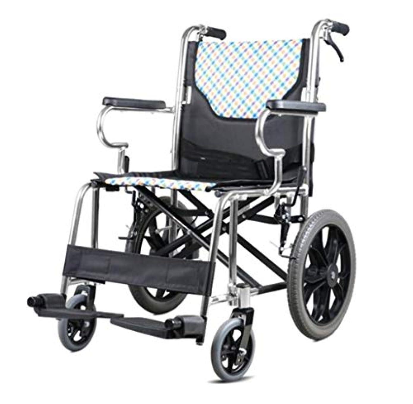 爆風引き出す少ない車椅子用トロリー折りたたみ式、高齢者用トロリー、身体障害者用車椅子、容量100 Kg