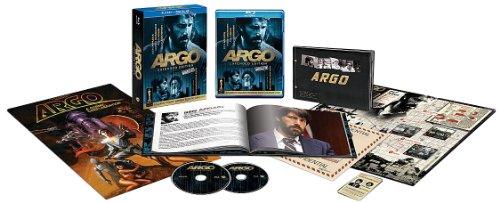 Argo (Extended Edition) (2 Blu-Ray+Libro) [Italian Edition]