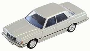 トミカリミテッドヴィンテージ TLV-N78b トヨタクラウン 2800ロイヤルサルーン (銀)