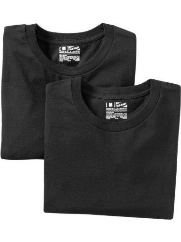 メンズ クルーネックTシャツ2Pパック オールドネイビー