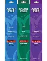 GONESH(ガーネッシュ)  クストラリッチコレクション バラエティパック5 30本入